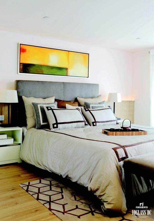 简约 别墅 别墅设计 卧室图片来自别墅装修尚层装饰王丽在时尚新贵之家的分享