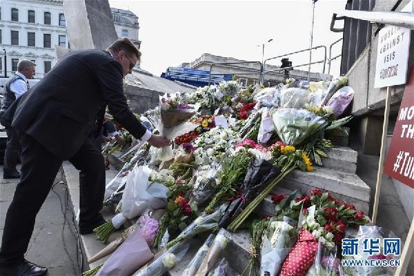 (XHDW)(1)英国纪念伦敦桥恐袭事件一周年