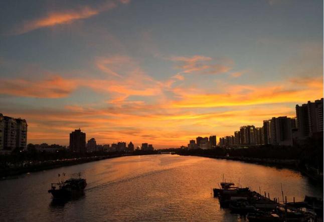 海口市民:美舍河、南渡江便是詩與遠方