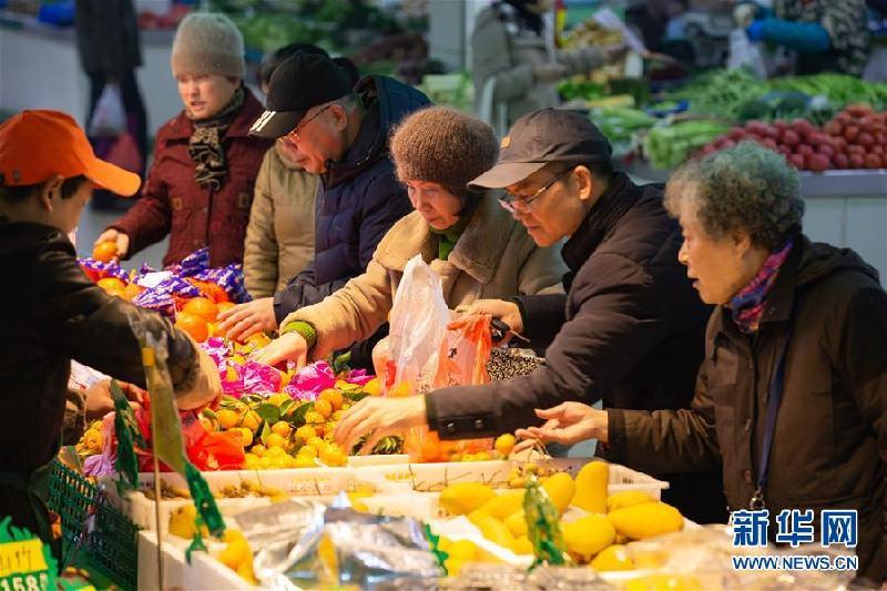 #(图文互动)(3)国家统计局:2019年2月份居民消费价格同比上涨1.5%