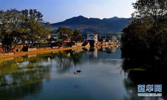 (美丽中国)(4)武夷山下古村落——下梅村