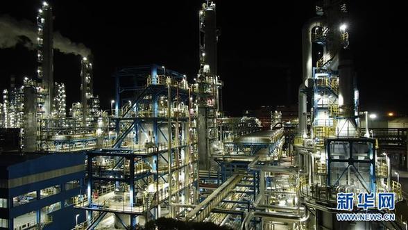 (社会)(1)璀璨的现代化工厂