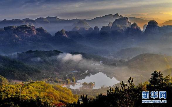 (环境)(3)福建武夷山:世界遗产 绿水青山