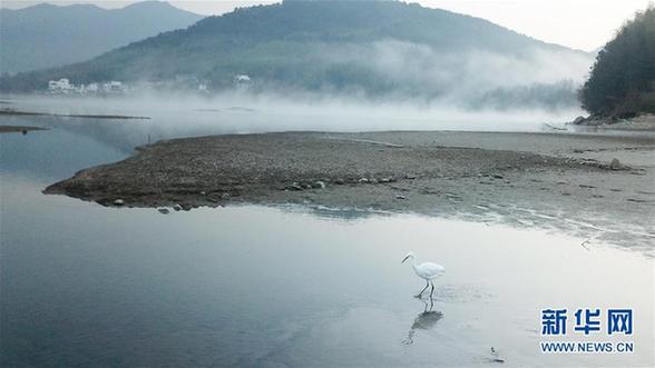 (美丽中国)(2)皖南冬景美如画