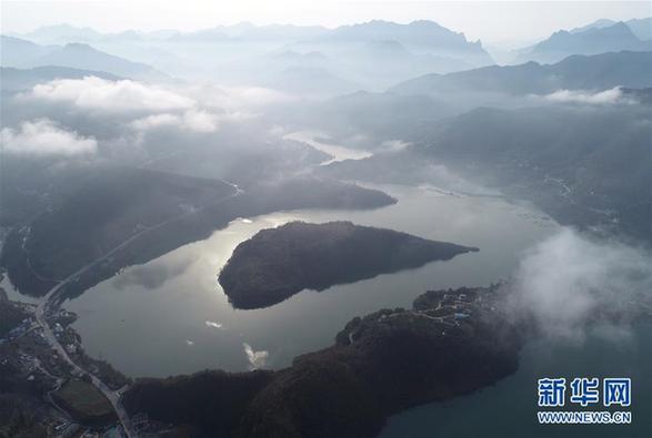 (美丽中国)(1)秦巴明珠 瑰丽瀛湖