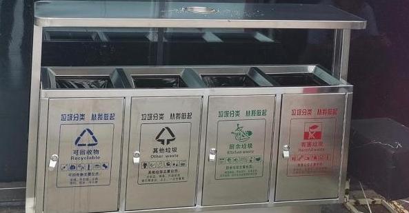 美高梅游戏:垃圾分类进行时 市民习惯渐养成