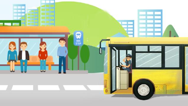 """读图丨一条""""线""""见证海口公共交通提质升级"""