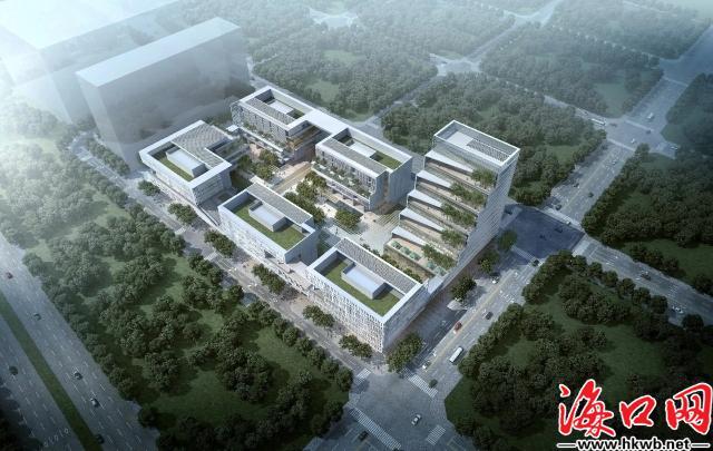 """海口江东新区项目建设""""加速度"""" 服务保障""""有温度"""""""