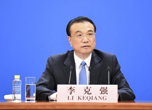 李克強總理會見中外記者:中國的靈活就業正在興起