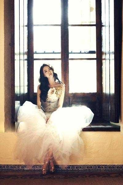 盘点全球最美的婚纱 送给结婚的你