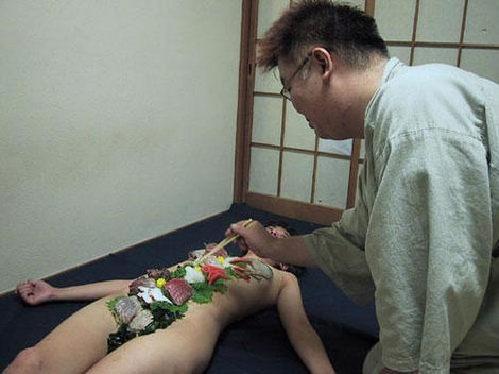 人体盛日本少女人体日本人体高清大图