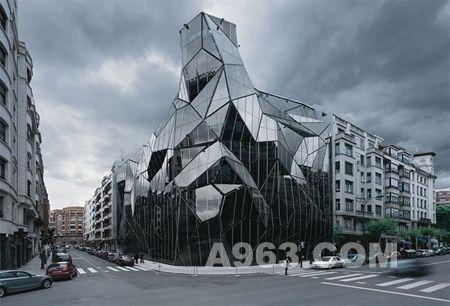 绝对不是幻觉 盘点世界奇异建筑 组图