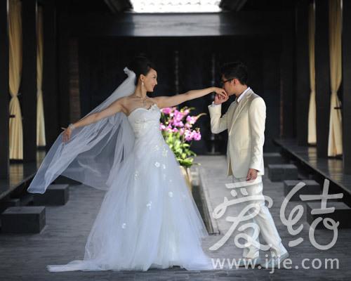 陈数赵胤胤巴厘岛婚礼