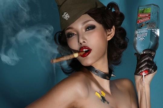 重口味美女重口味女图片欧美重口味壁纸重口味女