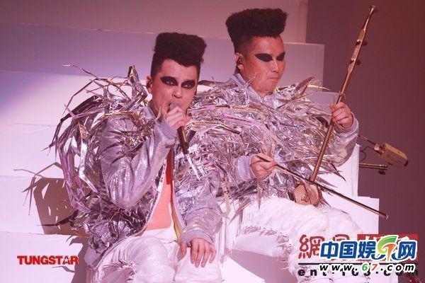 黄耀明大方出柜承认是GAY 外国男友身份揭秘