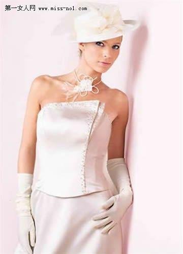 帽饰派新娘头饰-时尚新娘的魅力头饰图片