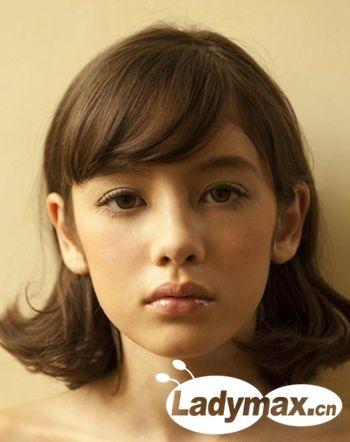 小p老师助阵 短发女生的一周造型指南