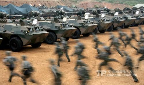解放军思考陆军未来定位 要解决四大问题