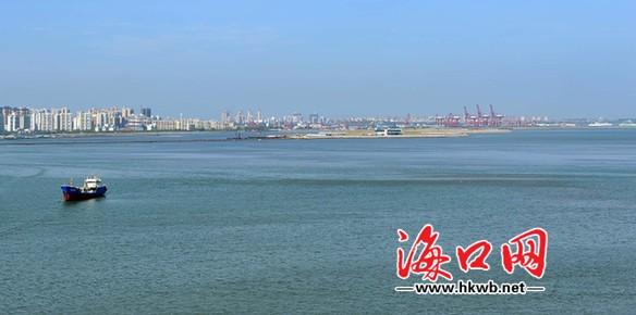 """海口湾现""""葫芦岛"""" 110亿打造七星级灯塔酒店项目"""