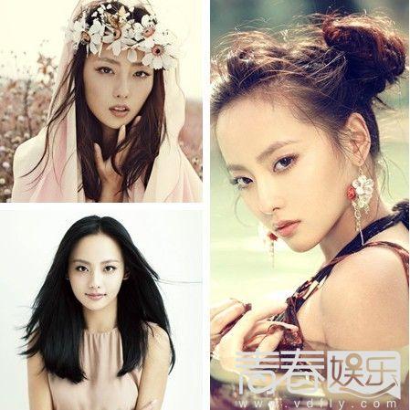 戚薇娄艺潇刘诗诗唐嫣 娱乐圈最具爆发力女星图片频道