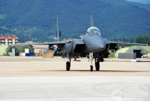 韩国空最强战机可制霸东亚[组图