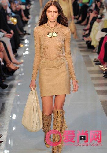 流苏服装系列设计