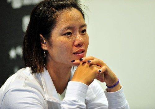 的是自己喜欢的事业.   结束wta总决赛后,李娜表示两周不碰
