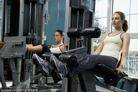 健身房减肥5种错误反变大只女 你犯过吗?