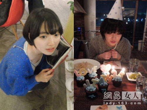 韩国童颜母女档 妈妈比女儿更像26岁图片