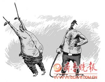 引进新加坡的 鞭刑 可不可行