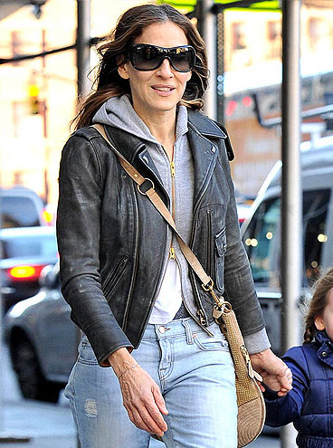 時尚 裝扮    莎拉·杰西卡·帕克(sarah jessica parker)多年來被奉圖片