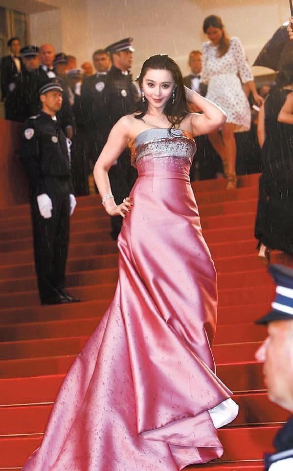 """范冰冰戛纳回应质疑:""""蹭红毯""""也是为国争光北京电影学院表演系2007级图片"""