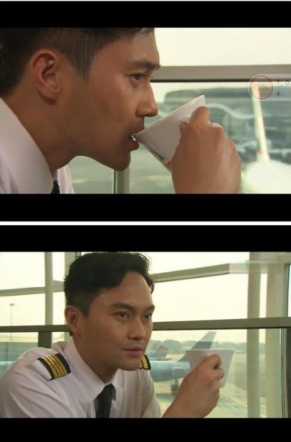 张智霖饰演的cool魔帅到爆图片