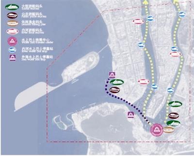 三亚将发展水上巴士线路,这也是符合三亚要完善发展交通业,建设