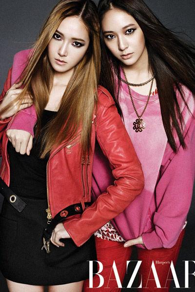 妹妹�9��y�$9.��f�x�_>>>少女时代jessica和妹妹f(x)krystal