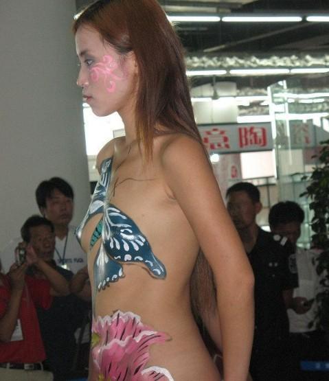 淄博陶瓷博览会_淄博陶瓷博览会女模