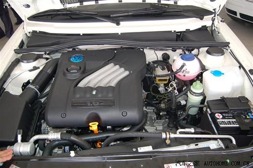 『cix 捷达伙伴配备的1.6l rsh发动机』