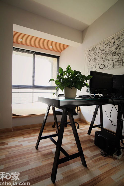 园居 一室一厅装修效果图-女主 家 天下 9套房子绘制女性家居装修模板
