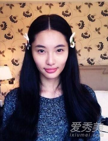 林更新女友陈碧舸私照大盘点