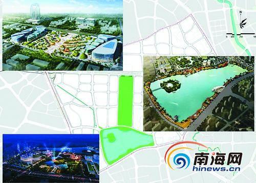 海口市城市规划