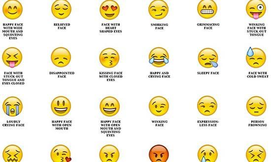 脑洞太大!emoji表情包将被拍成电影图片