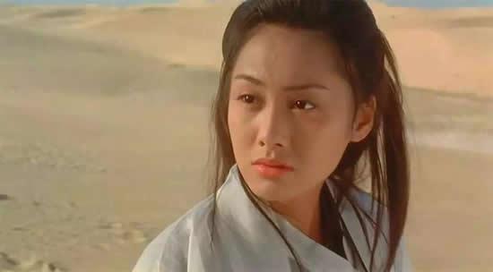 """""""紫霞仙子""""朱茵:选择了放弃就无法回头"""