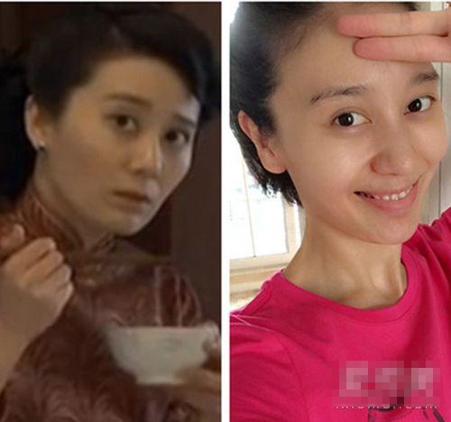 王凯素颜照对比照片