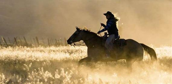 """西部""""神奇""""牛仔帽:美国牛仔的标配 象征开拓精神"""
