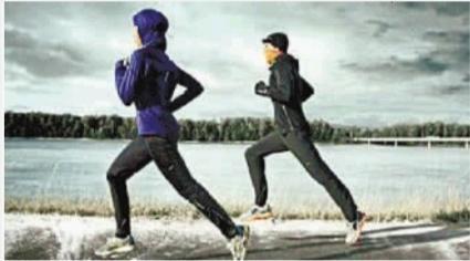 奔跑运动微信头像