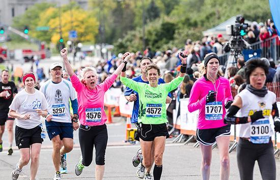 挑战人生中第一个马拉松 真正适合初跑者15个选择