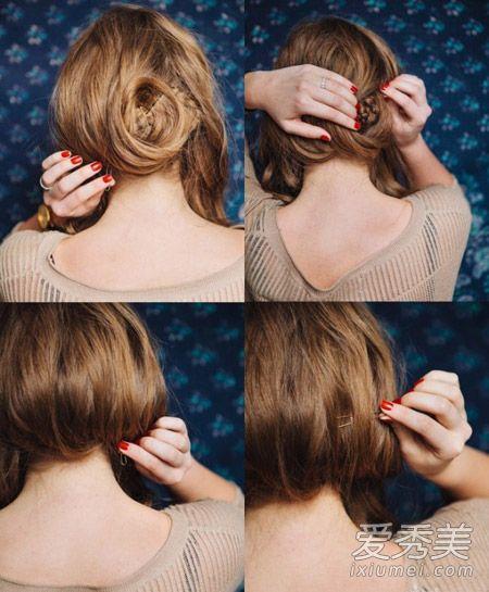 一点都不简单!长发变短发的7种扎法你都学会了吗