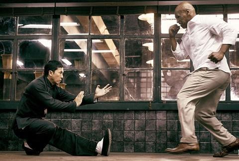 评电影《叶问3》:真人肉拳打出的咏春可敬图片