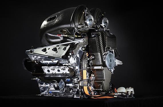 f1发动机结构