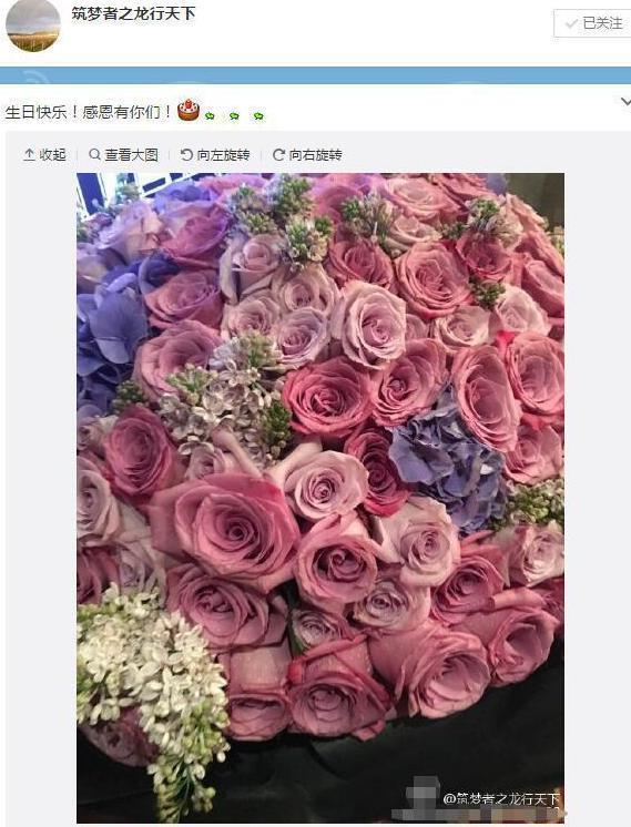 """赵薇全家福曝光 女儿似缩小版""""小燕子"""""""